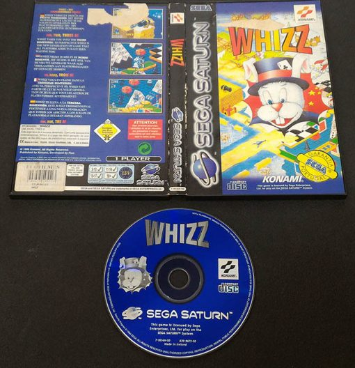 Whizz SEGA SATURN