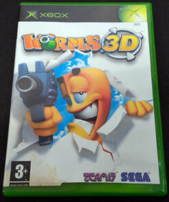 Worms 3D XBOX