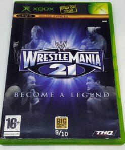 Wrestlemania 21 XBOX