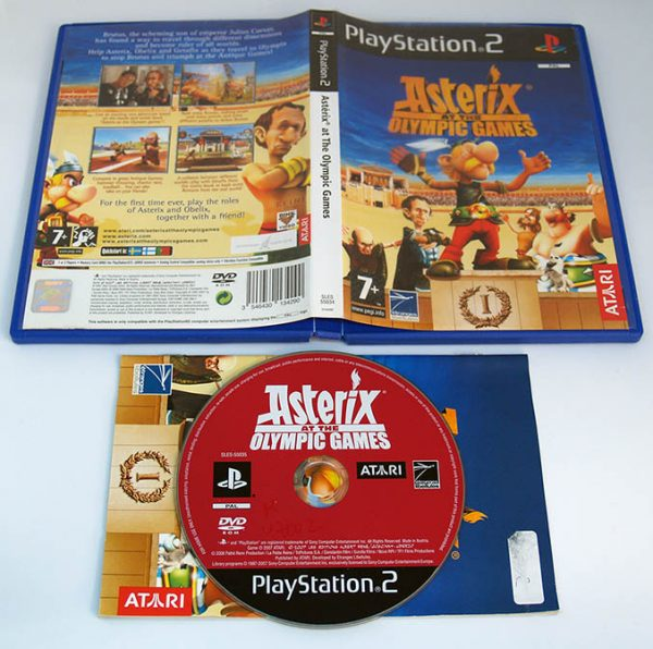 Astérix at the Olympic Games PS2