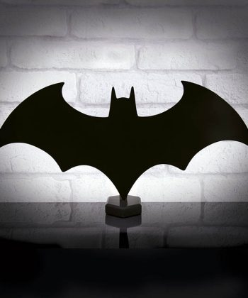 BATMAN - Bat-Symbol Eclipse Light MERCH