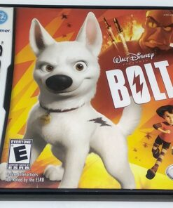 Disney Bolt NDS