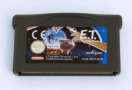 E.T. The Extraterrestrial CART GAME BOY ADVANCE