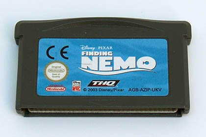 Finding Nemo CART GAME BOY ADVANCE