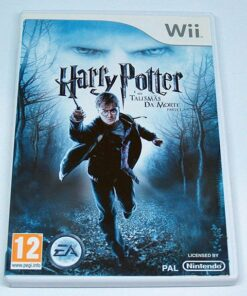 Harry potter e os Talismãs da Morte - Parte 1 WII
