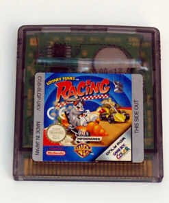 Looney Tunes Racing CART GAME BOY COLOR