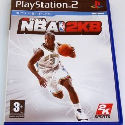 NBA 2K8 PS2