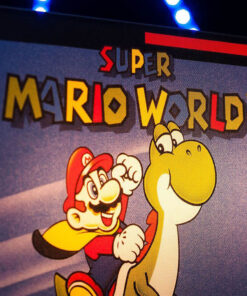 NINTENDO - Luminart Super Mario World MERCH
