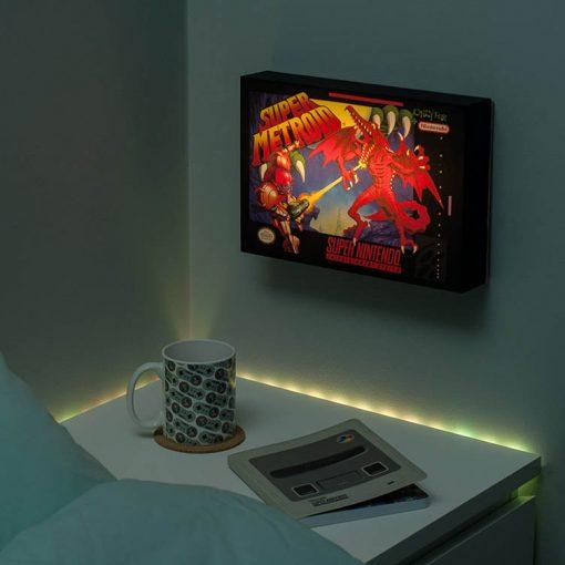 NINTENDO - Luminart Super Metroid MERCH