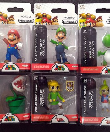 NINTENDO - Mini Figures 6cm Assortment Series 4 MERCH