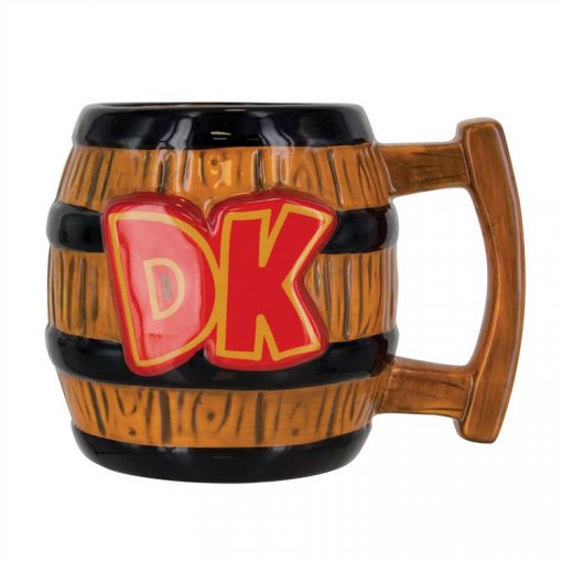 NINTENDO - Mug Donkey Kong Barrel