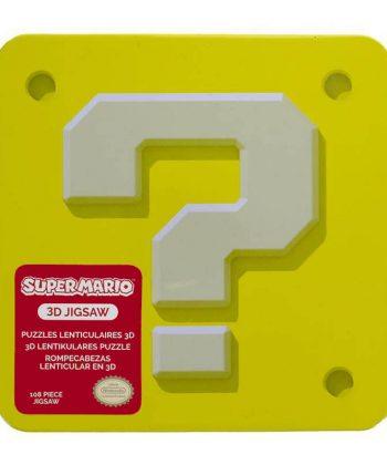 NINTENDO - Super Mario 3D Jigsaw