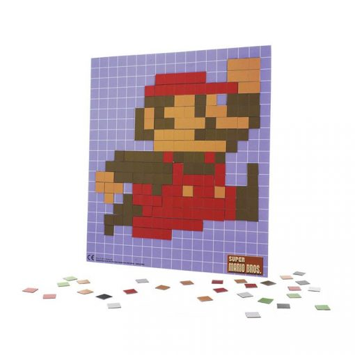 NINTENDO - Super Mario Bros. Pixel Craft