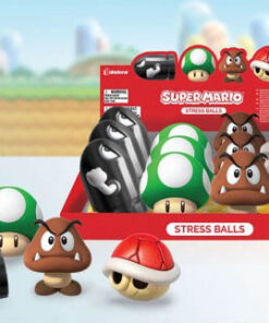 NINTENDO - Super Mario Stress Balls Series 2 MERCH