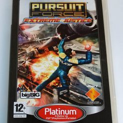 Pursuit Force: Extreme Justice PSP