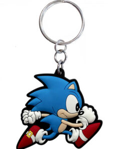 SONIC - Keychain PVC Sonic Run MERCH
