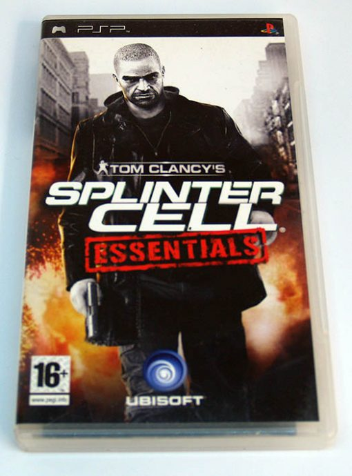 Splinter Cell: Essentials PSP