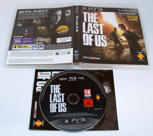 The Last of Us G PS3