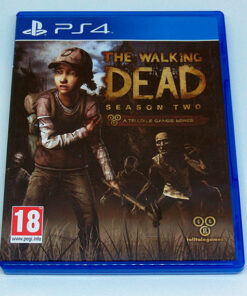 The Walking Dead: Season Two PS4