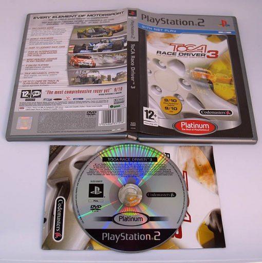 Toca Race Driver 3 PS2