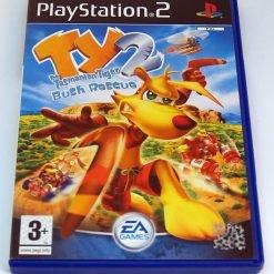Ty The Tasmanian Tiger 2: Bush Rescue PS2