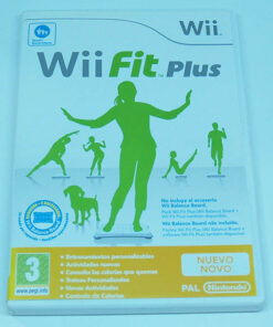 Wii Fit Plus WII