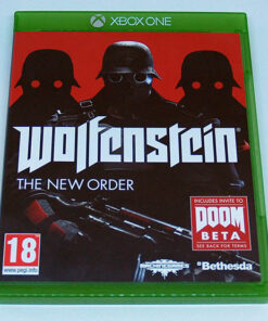 Wolfenstein: The New Order XONE