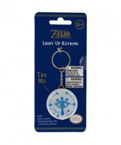 ZELDA - Sheikah Eye Keyring Light MERCH