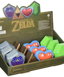 ZELDA - The Legend of Zelda Stress Balls MERCH