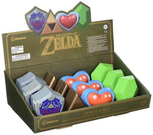 ZELDA - The Legend of Zelda Stress Balls MERCH