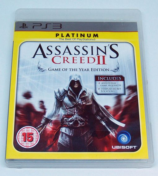Assassin's Creed II - Game of the Year Edition PS3