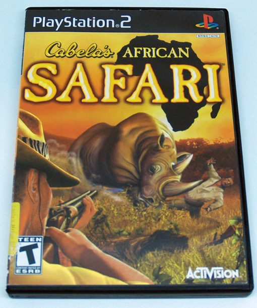 Cabela's African Safari PS2 NTSC-US