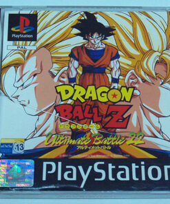Dragon Ball Z: Ultimate Battle 22 ES