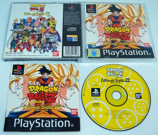 Dragon Ball Z: Ultimate Battle 22 ES
