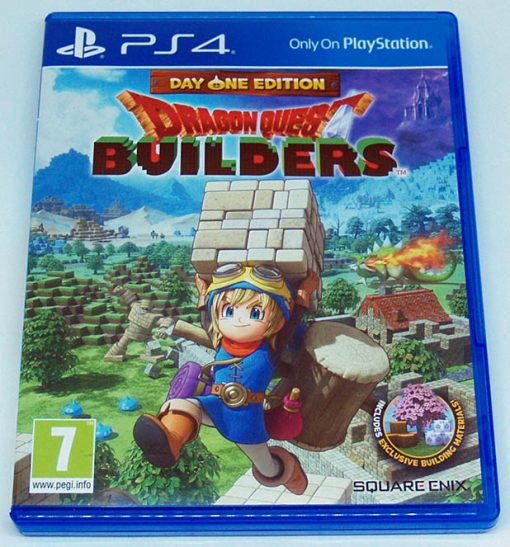 Dragon Quest Builders PS4