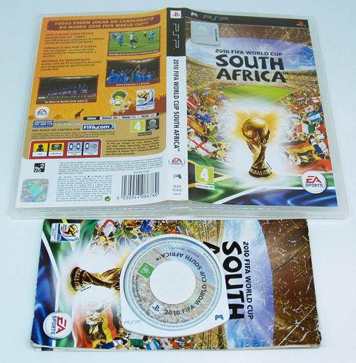 FIFA World Cup 2010 South Africa PSP