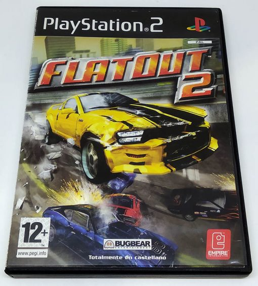 Flatout 2 PS2
