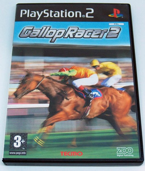 Gallop Racer 2 PS2