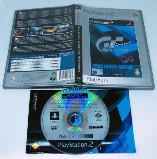 Gran Turismo Concept 2002 PS2