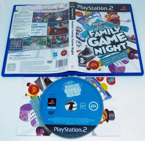 Hasbro Family Game Night PS2
