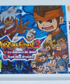 Inazuma Eleven 3: Team Ogre Attacks! 3DS