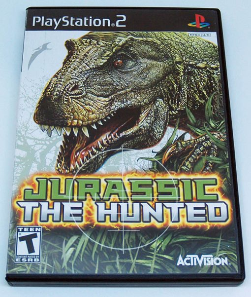Jurassic: The Hunted PS2 NTSC-US
