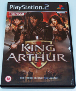 King Arthur: The Truth Behind the Legend PS2