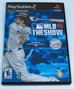 MLB 10 The Show PS2 NTSC-US