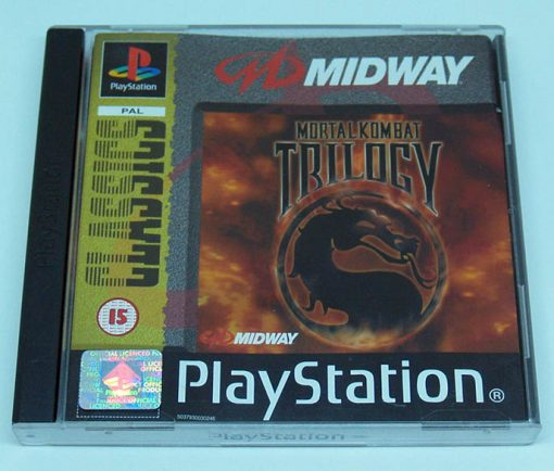 Mortal Kombat Trilogy PS1
