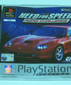 Need for Speed: Road Challenge PS1