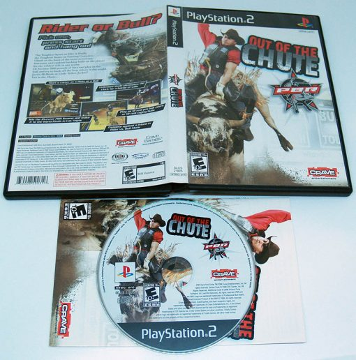 PBR Out of the Chute PS2 NTSC-US