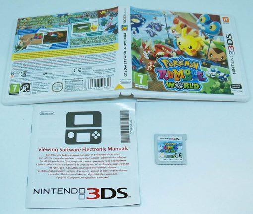 Pokémon Rumble World 3DS