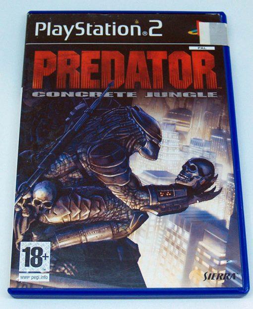 Predator: Concrete Jungle PS2