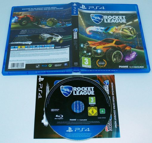 Rocket League - Collector's Edition PS4